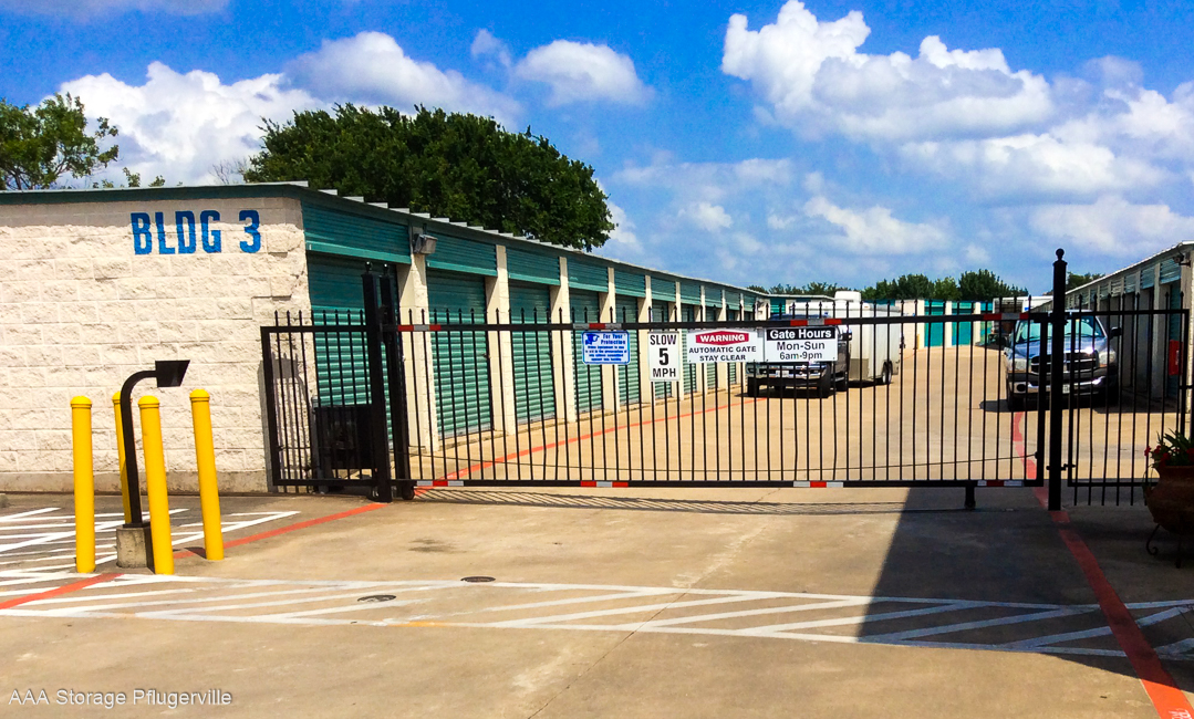 Secure Access Gate and fully fenced.
