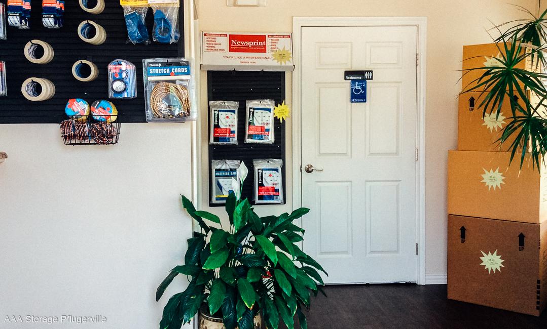 AAA Storage Pflugerville office