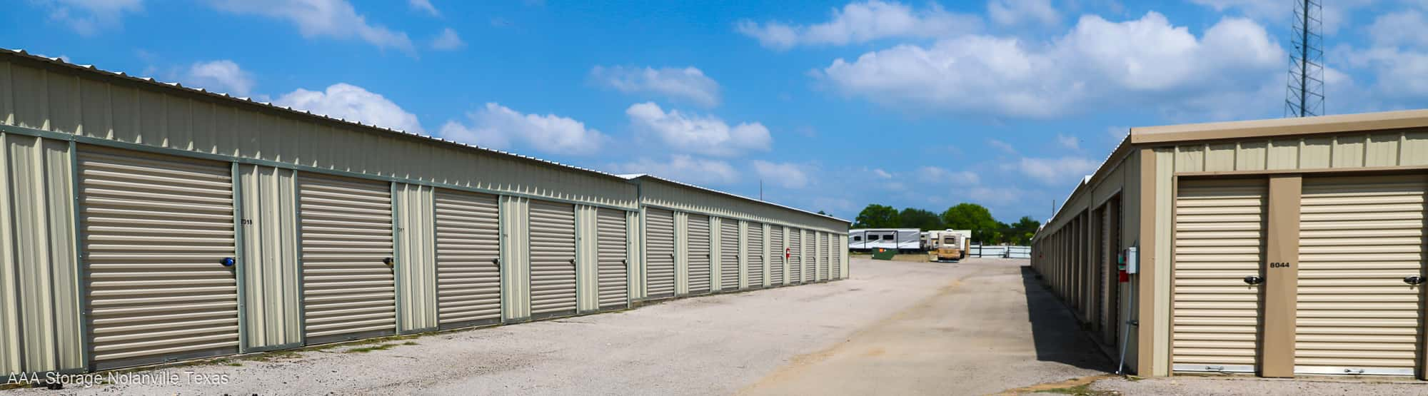 best Drive-Up Secure access self storage near me