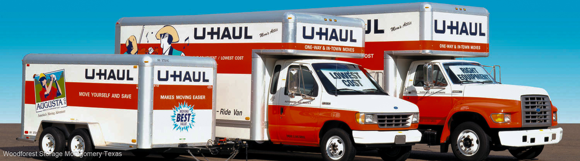Uhaul Trucks Near Me