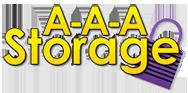 AAA Storage Logo