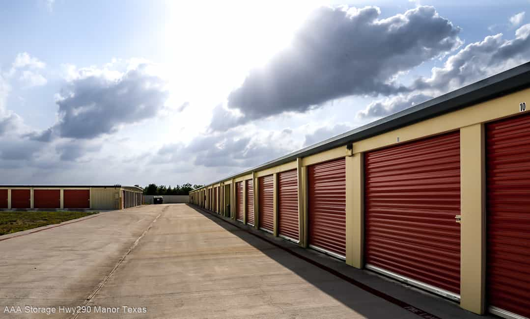 best Drive-Up Secure access Manor TX self storage near me