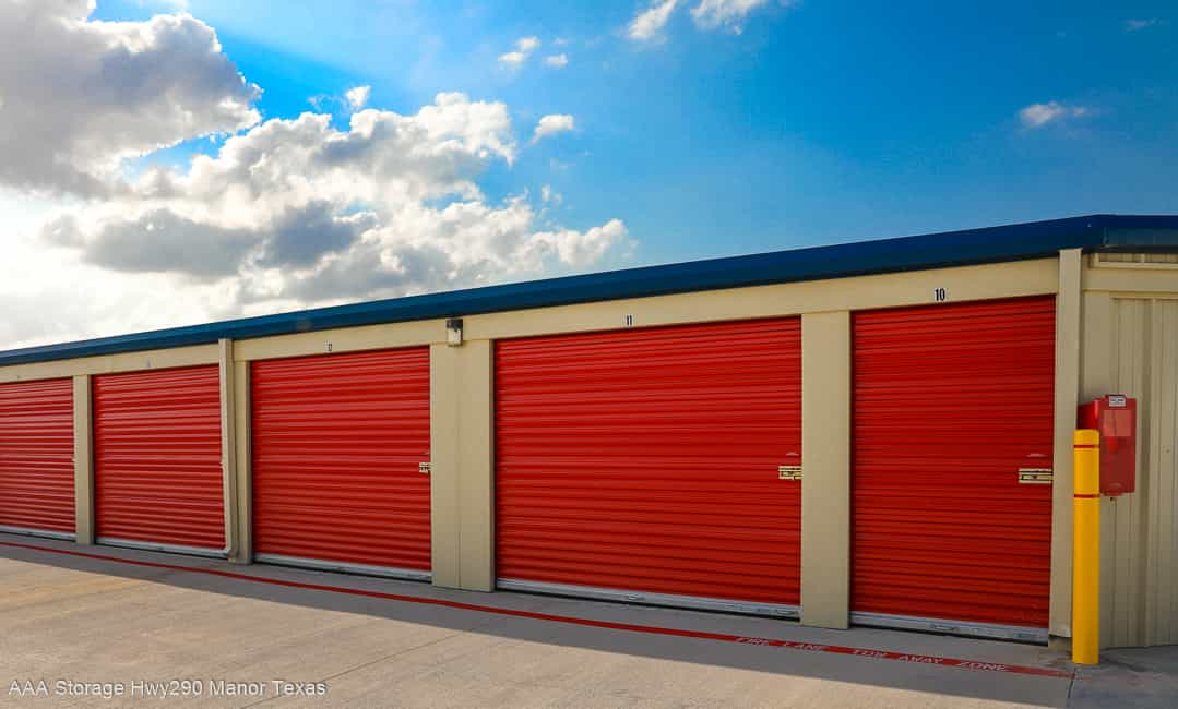 great Drive-Up Secure access self storage near me