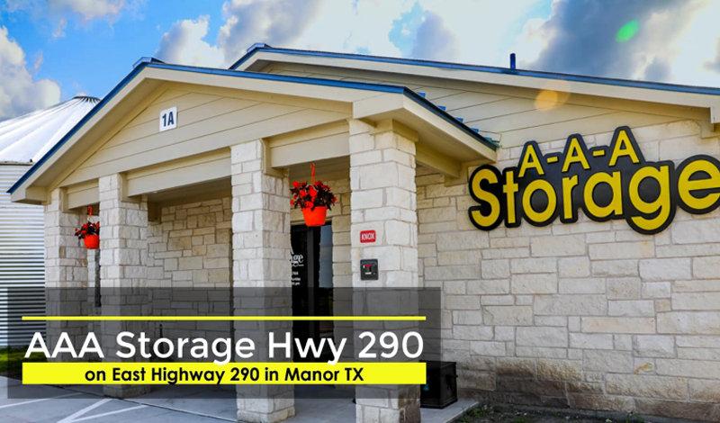 AAA Storage facility on 15105 US-290 - Manor, TX