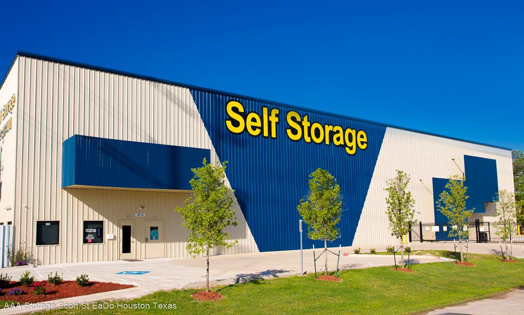 AAA Storage Scott St Storage Rental