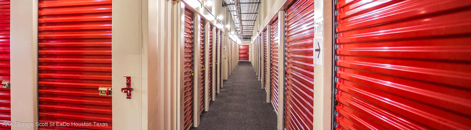 Best climate controlled storage near EaDo Houston