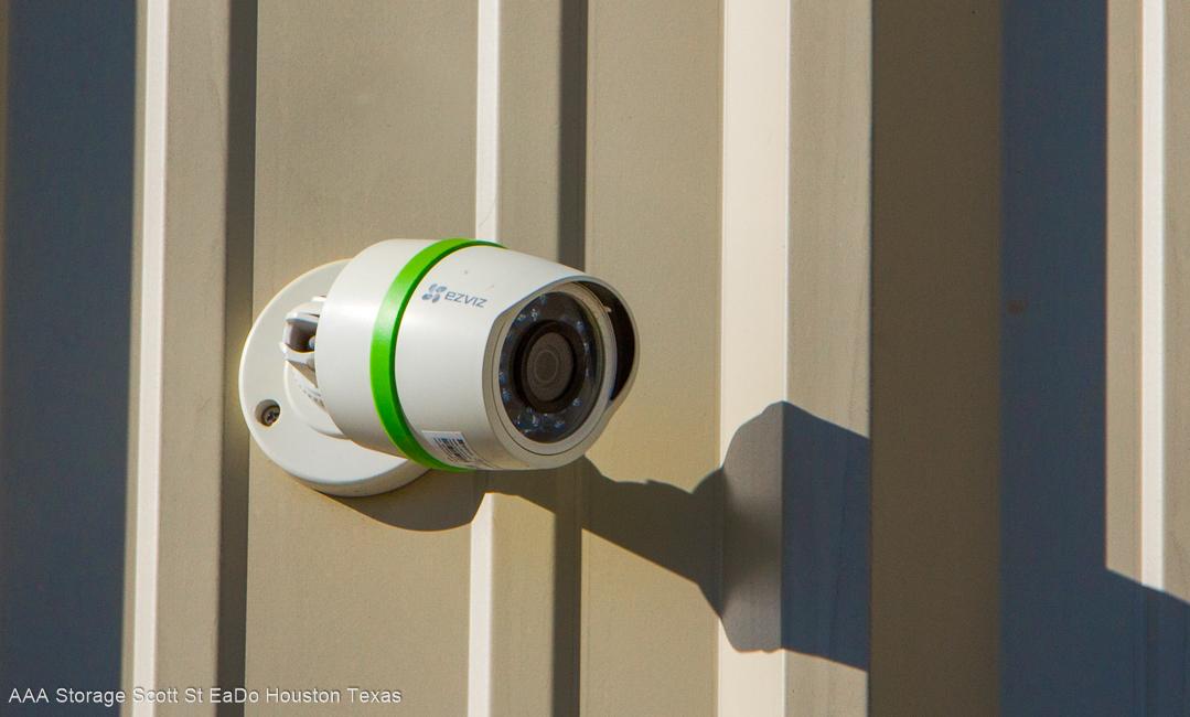 Secure self storage near Eado Houston