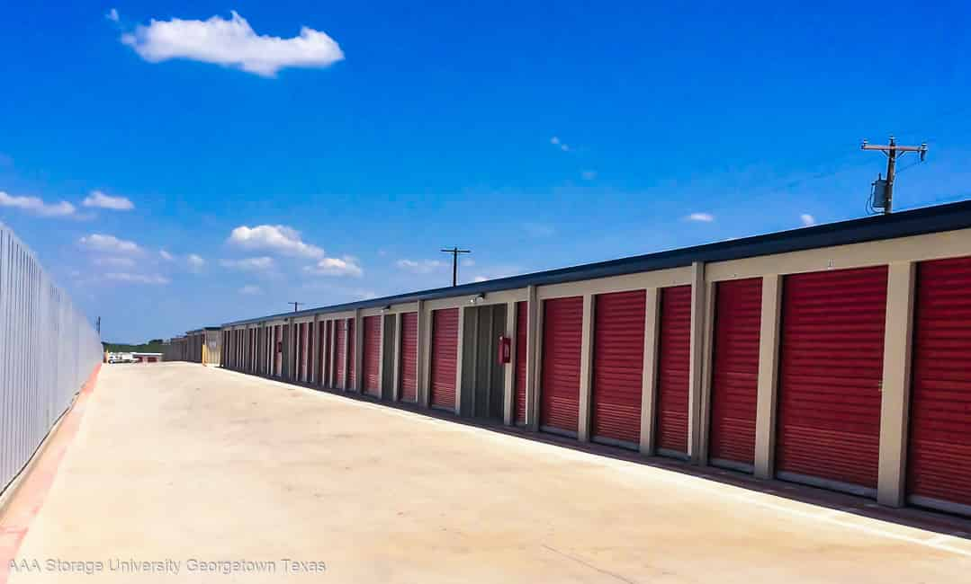 Tips And Tricks - Drive up Storage Units