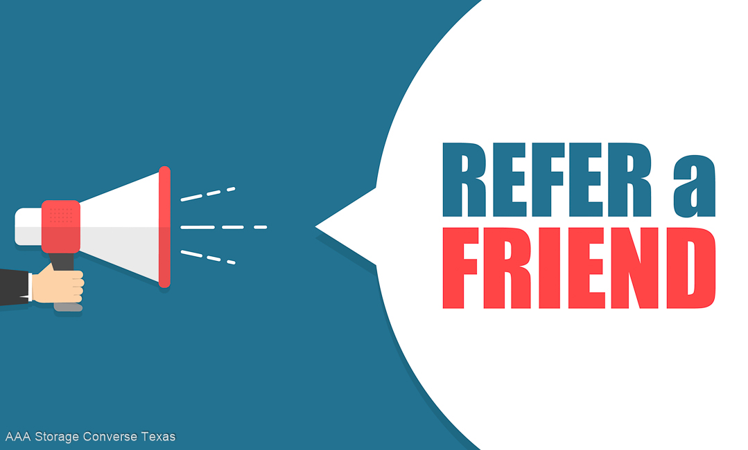 Refer a Friend and earn Cash