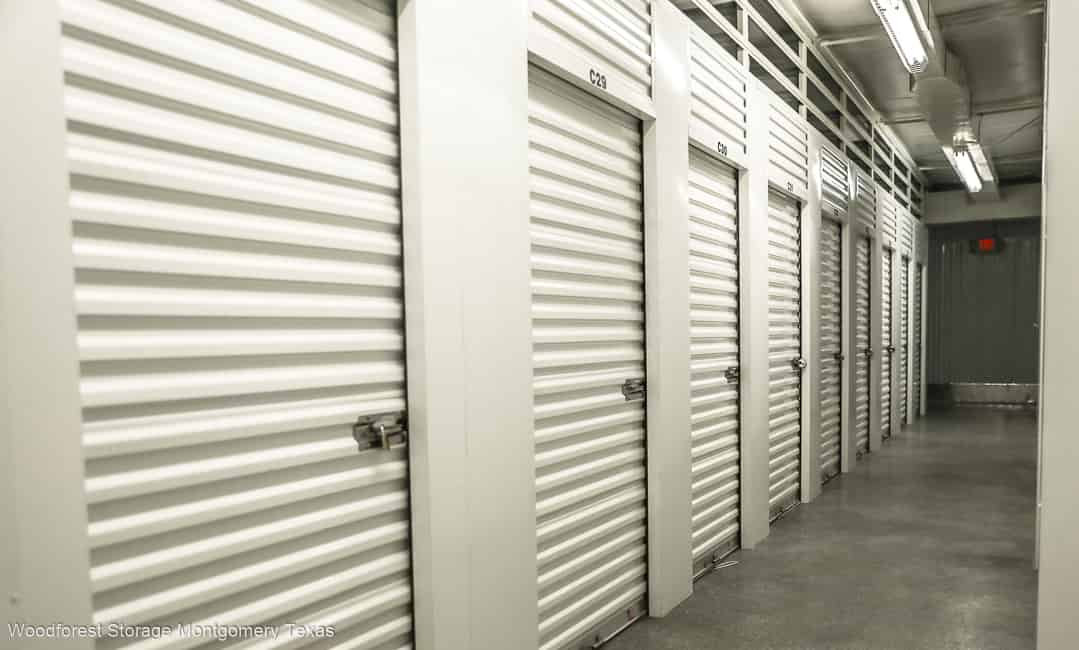 Climate Controlled Storage units near Montgomery Texas