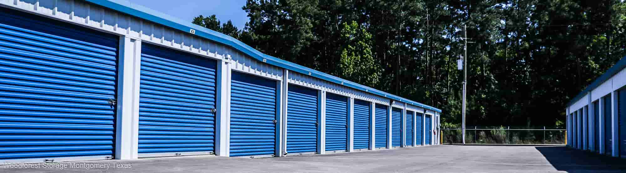 Woodforest Storage, Magnolia Texas 77354