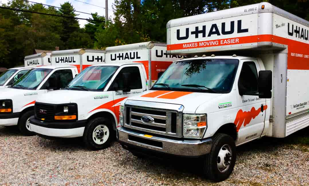 Rent Uhaul Trucks and Trailers here!