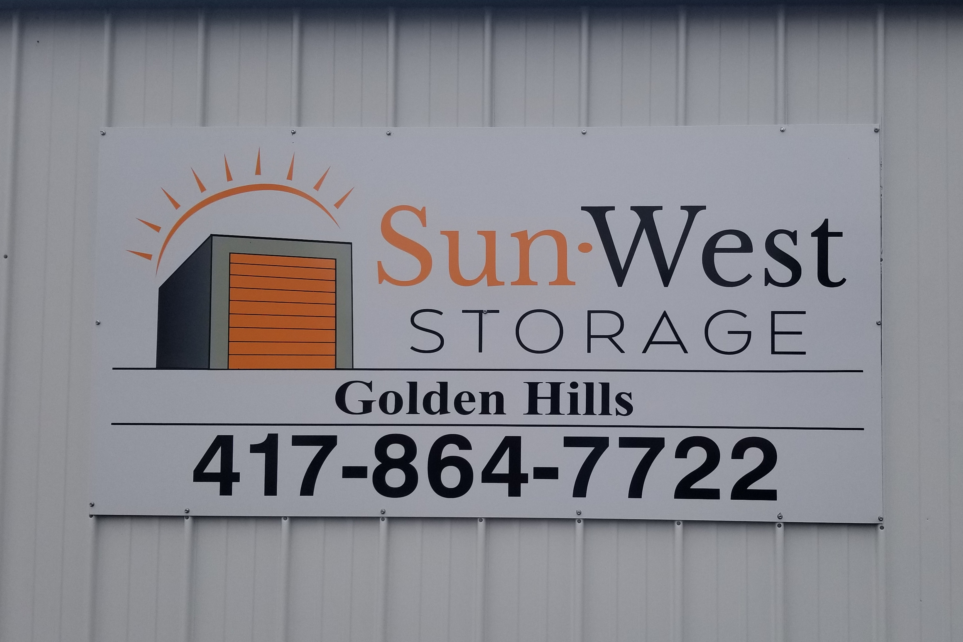 SunWest Storage - Golden Hills