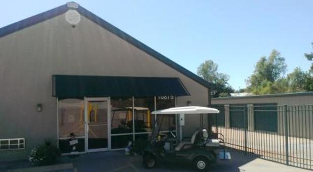 Parkville Self Storage Building