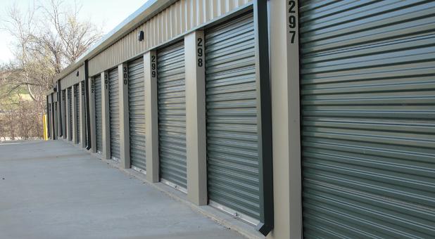 Parkville Self Storage units