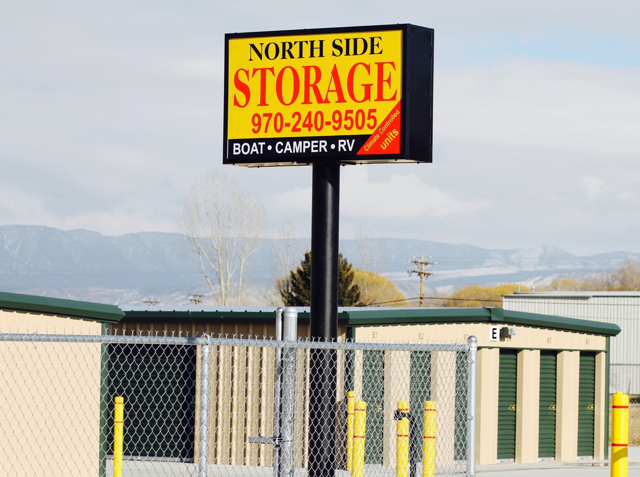 Northside Storage - Delta