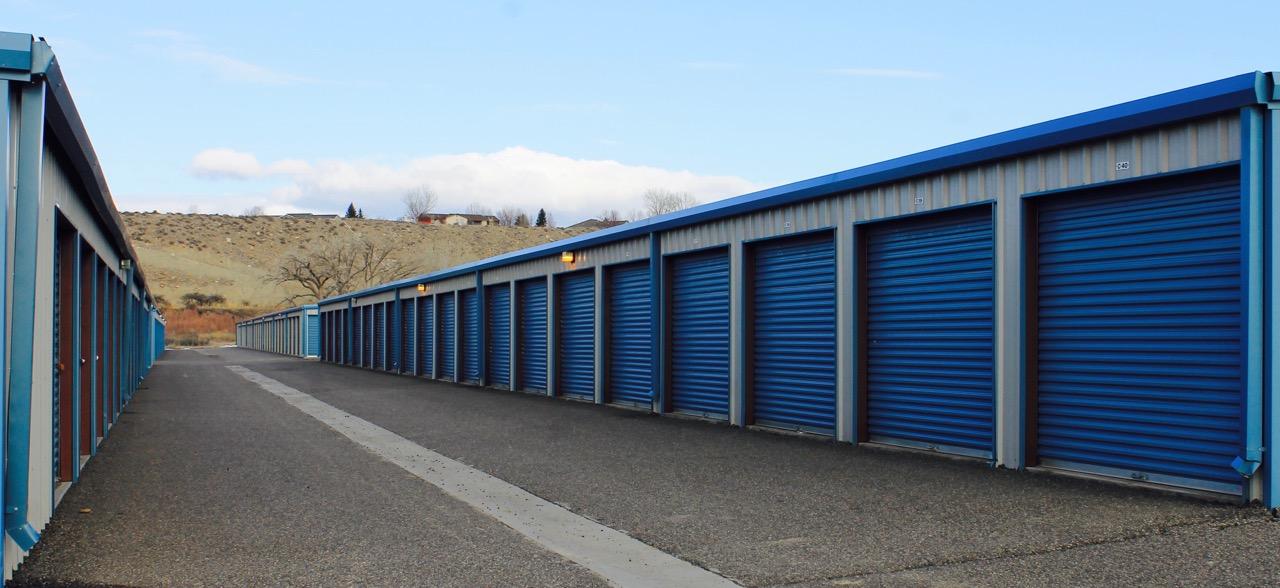 Drive-Up Storage