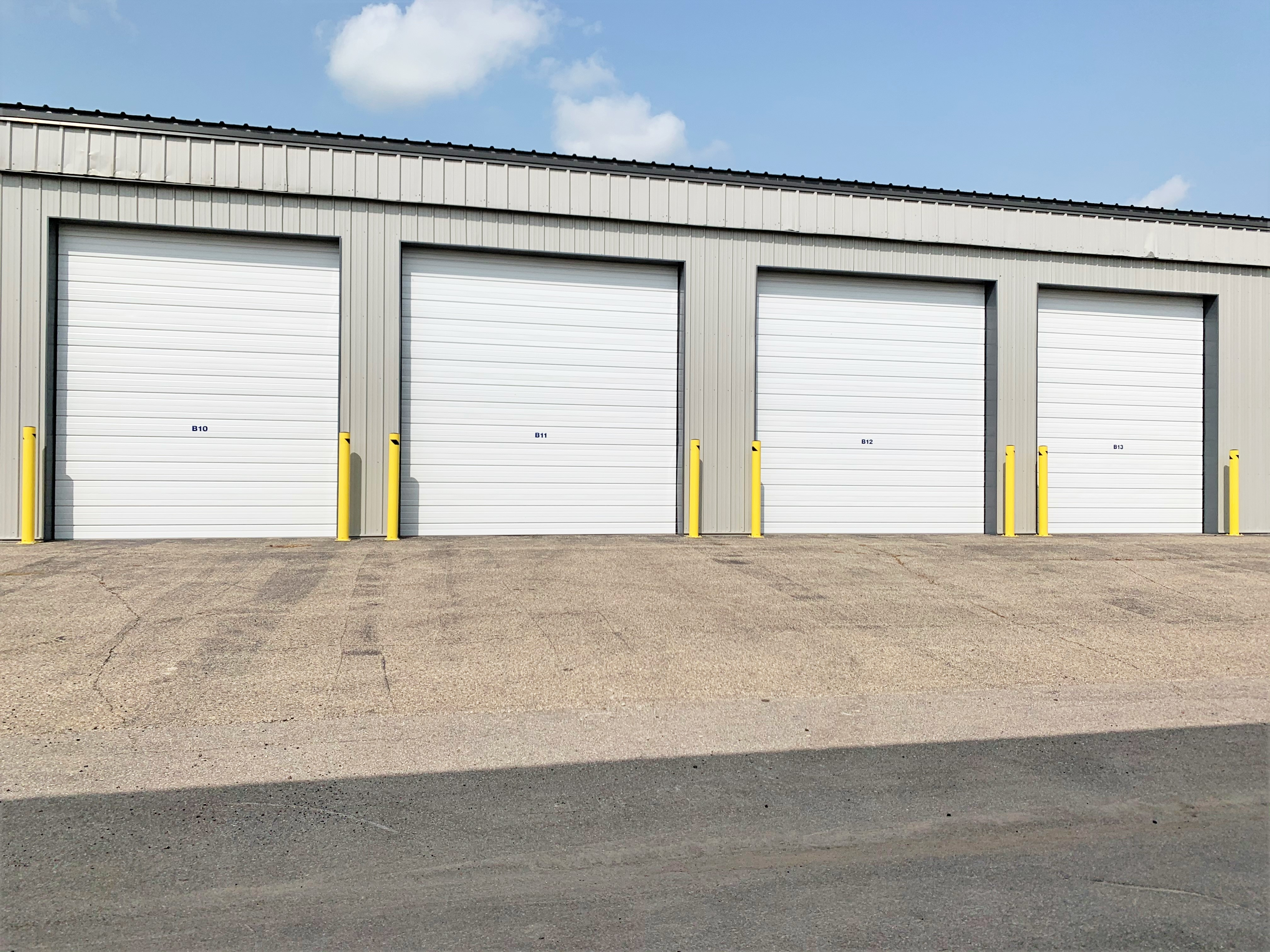drive up access storage in austin, mn
