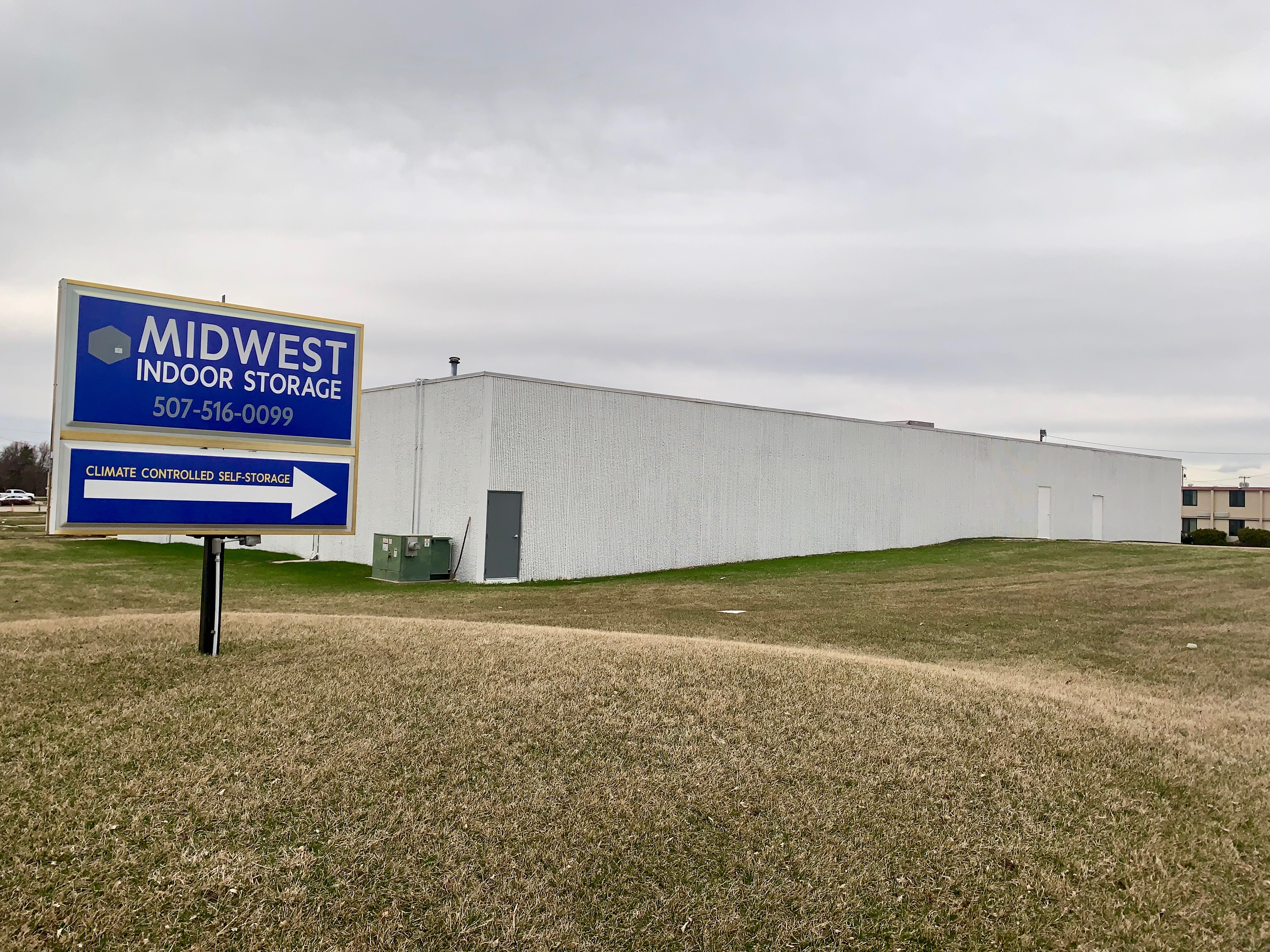 climate controlled storage in albert lea, mn