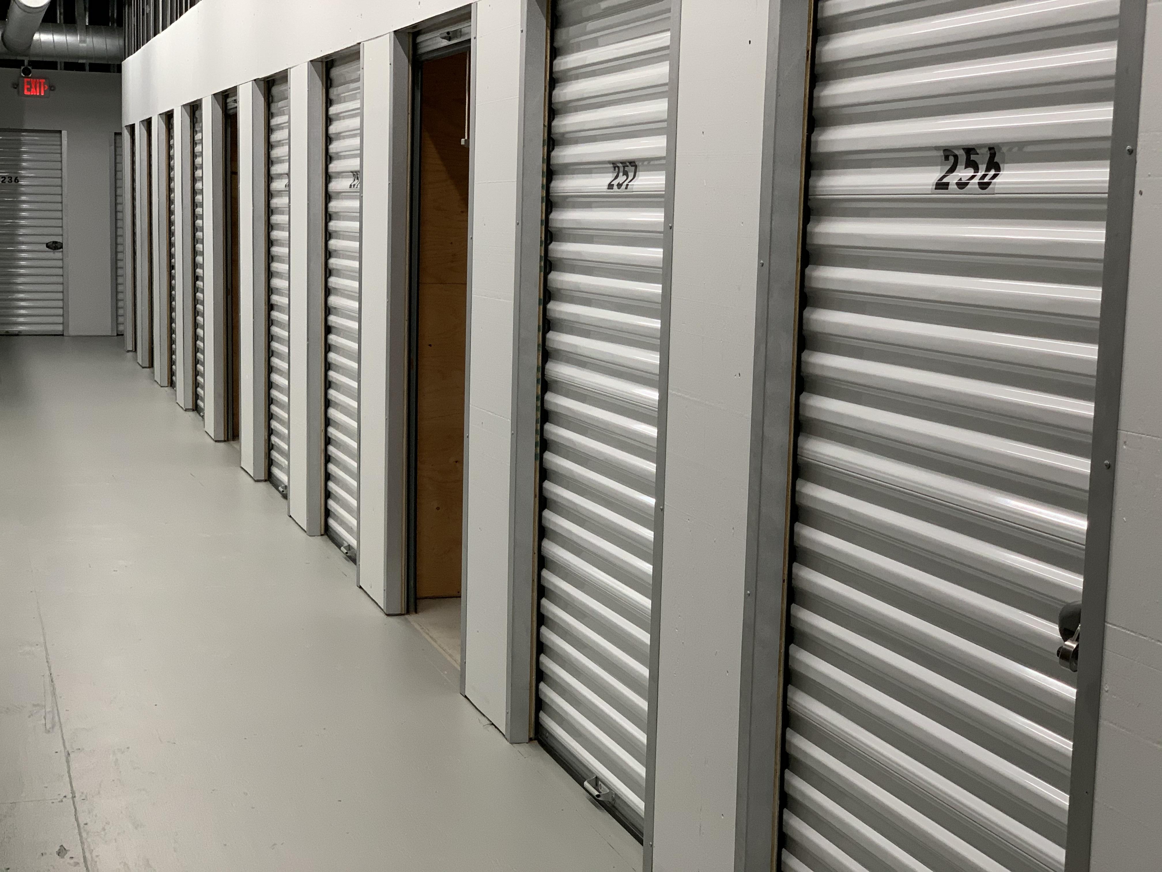 interior storage units in eyota, mn