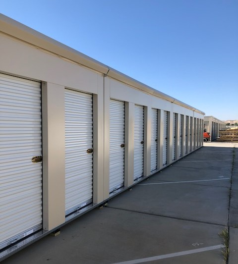 Secure Storage in Rosamond, CA