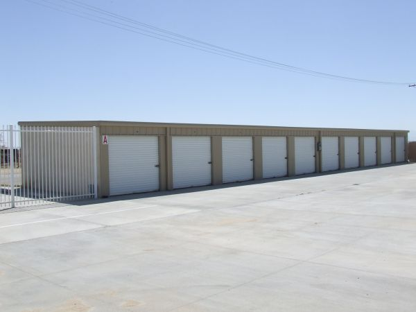 Storage Facility in Rosamond, CA