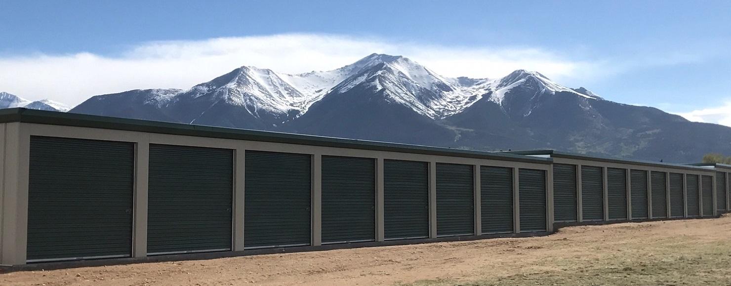Storage units in Buena Vista, CO