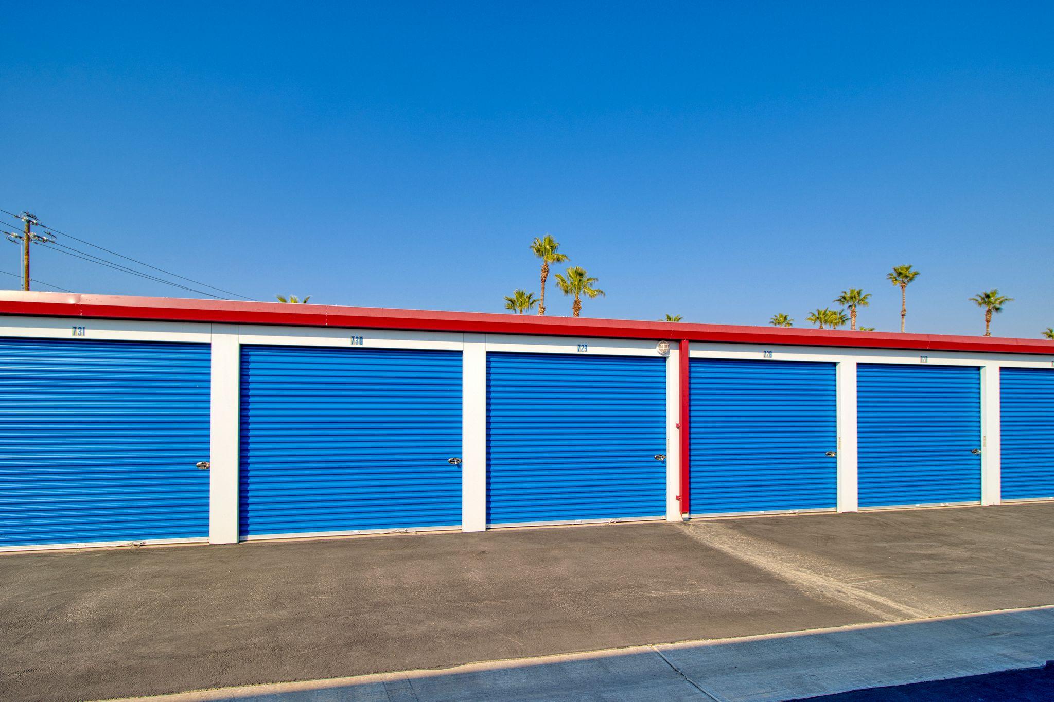 california storage units