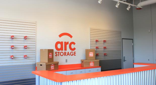 Arc Storage front office