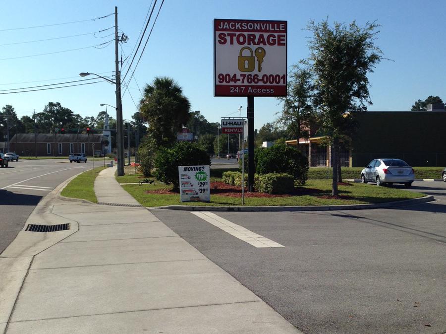 Self Storage In Jacksonville Fl 32218 Jacksonville Self