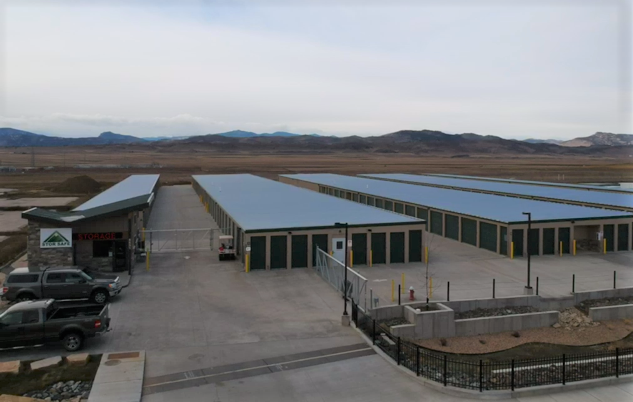 Secure Storage in Loveland, CO