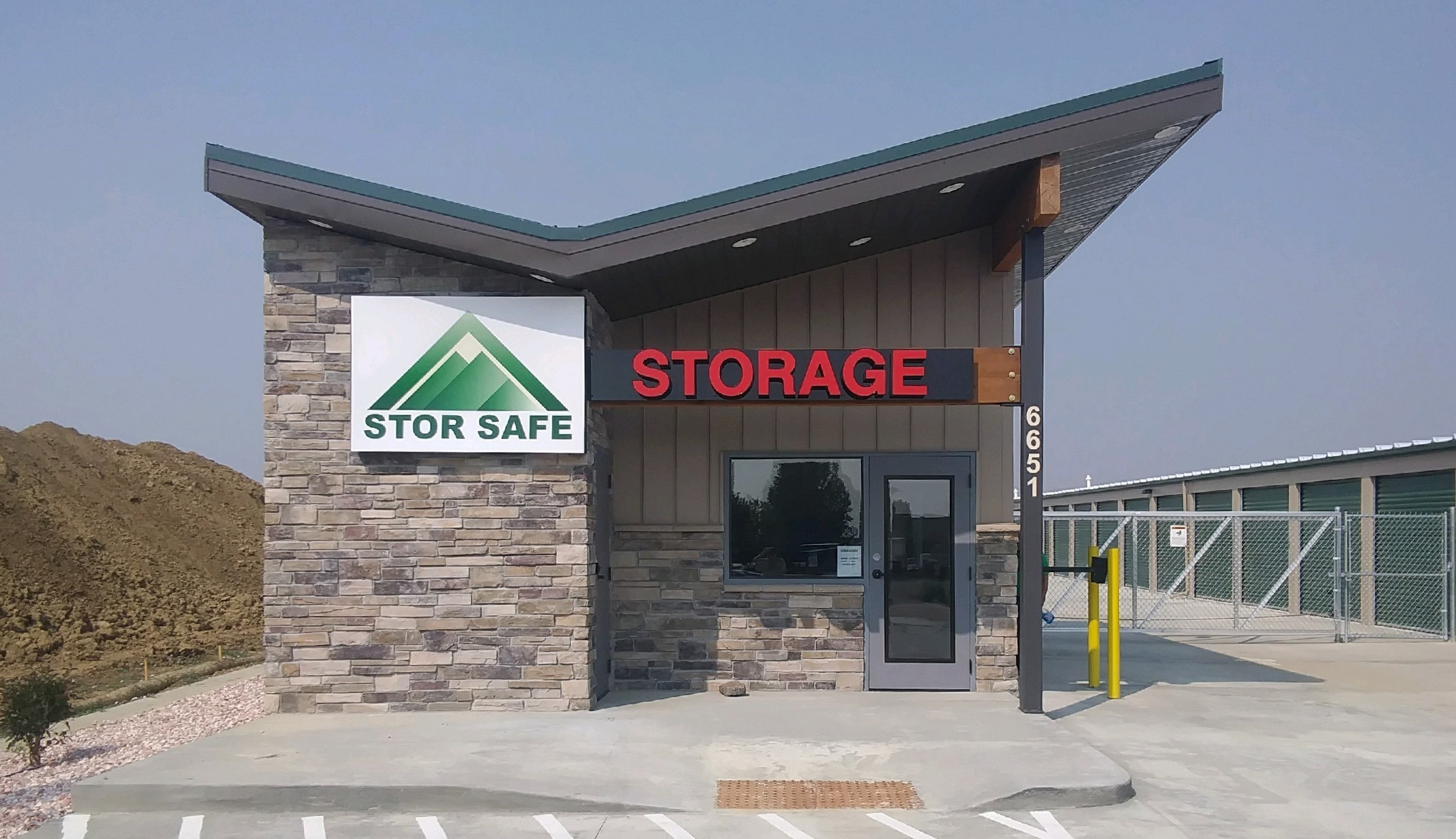 Stor Safe Self Storage