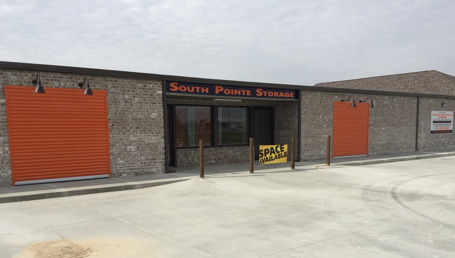 South Pointe Storage MO