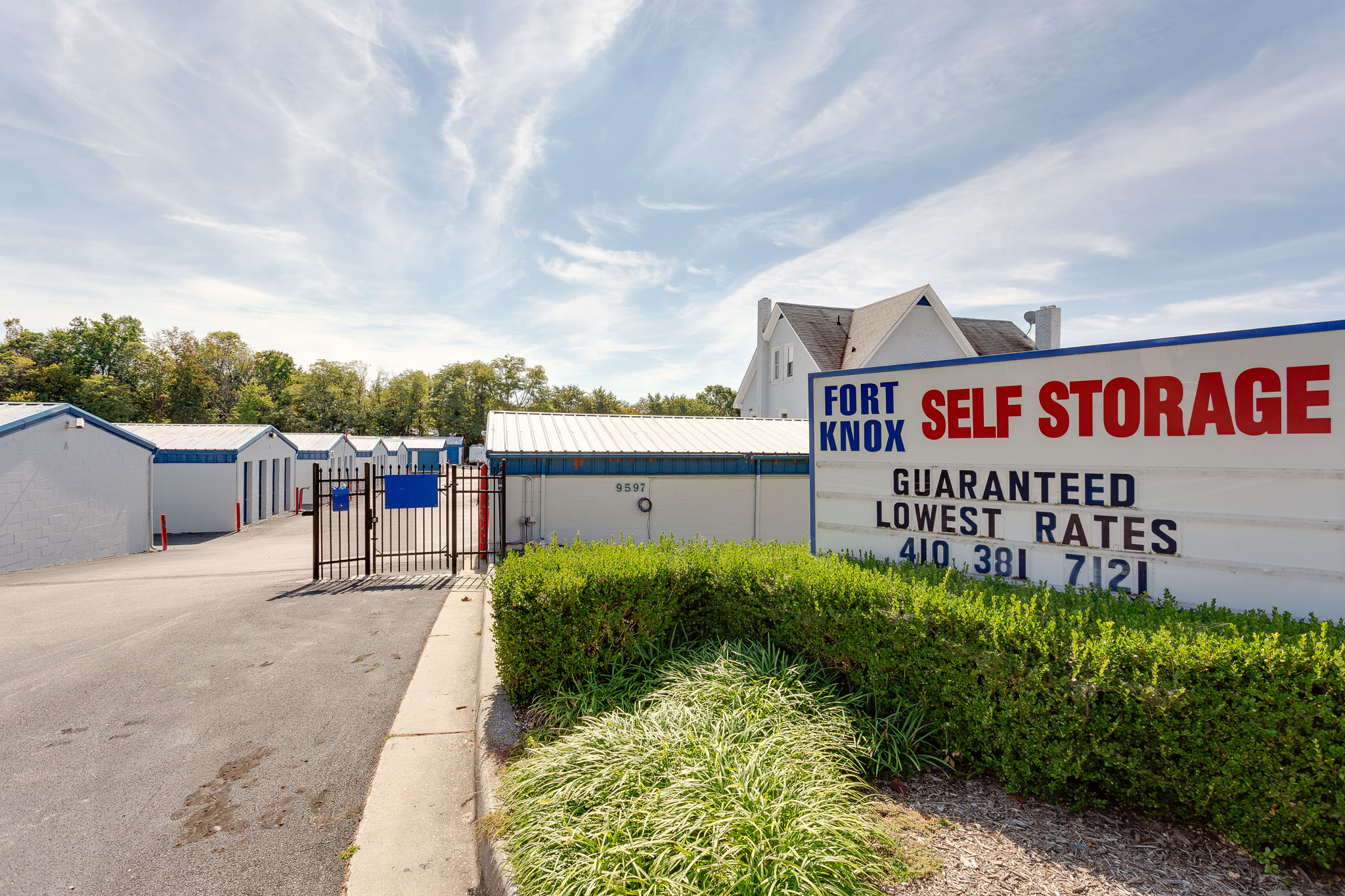 Self storage in Columbia