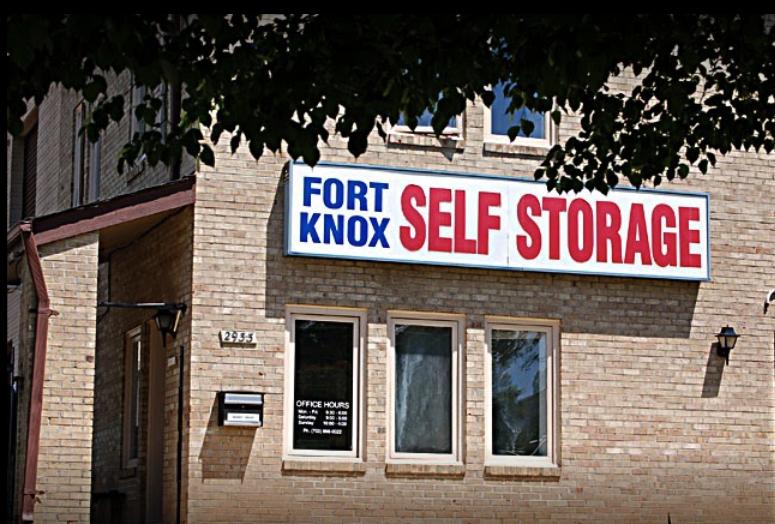Fort Knox Self Storage Indoor Units