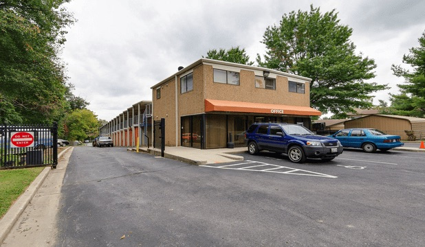 Fort Knox Self Storage - Frederick 5106 Old National Pike  Frederick MD 21702