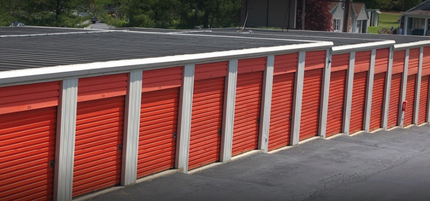 Frederick outdoor Storage units