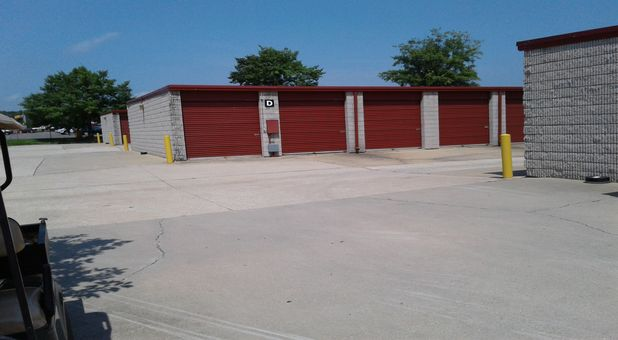 Drive-up Accessible Storage Units