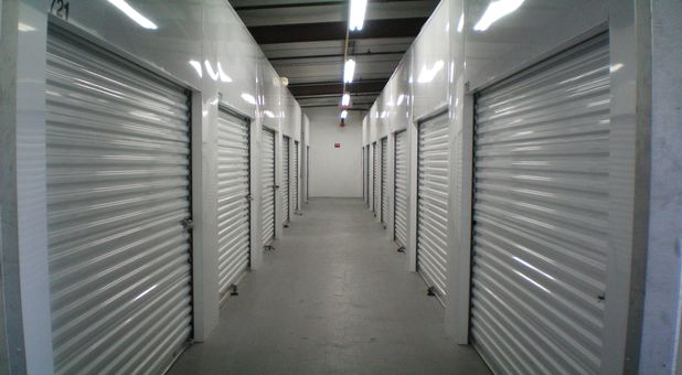 Indoor Climate Controlled Storage Units at Big Tree Self Storage