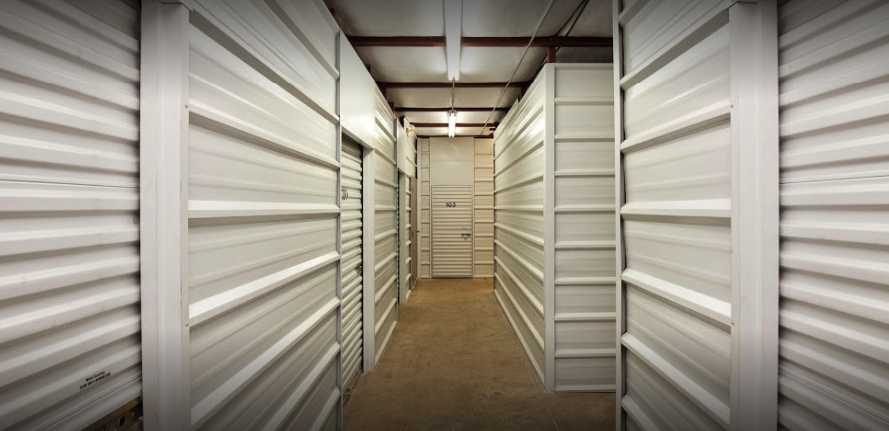 Ponte Vedra Beach Indoor Self Storage Units