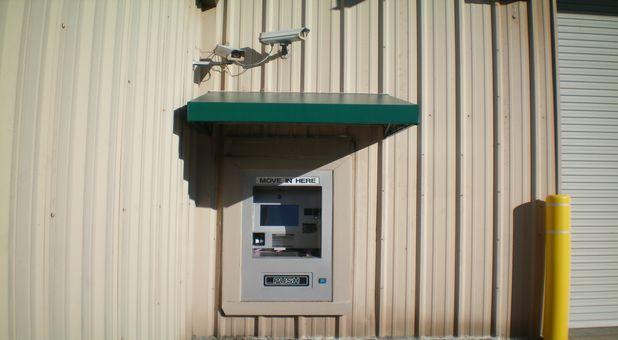 Storage Unit Rental Kiosk Available at Big Tree Self Storage