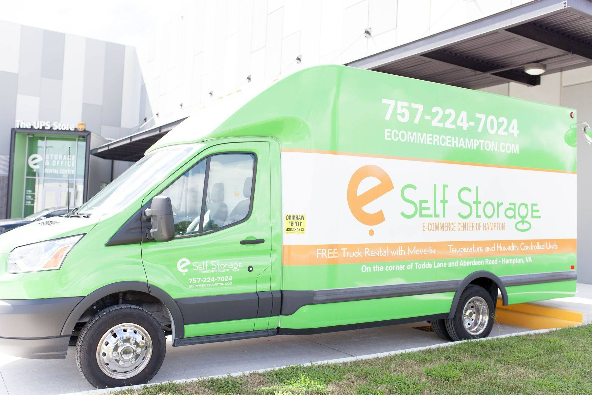 Free Truck Rental Hampton, VA