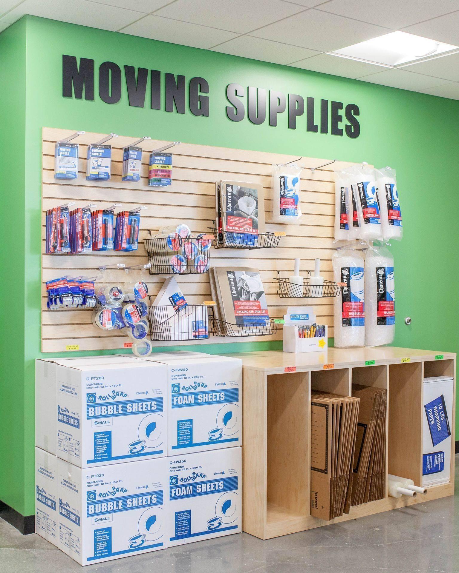 Moving Supplies Available Hampton, VA