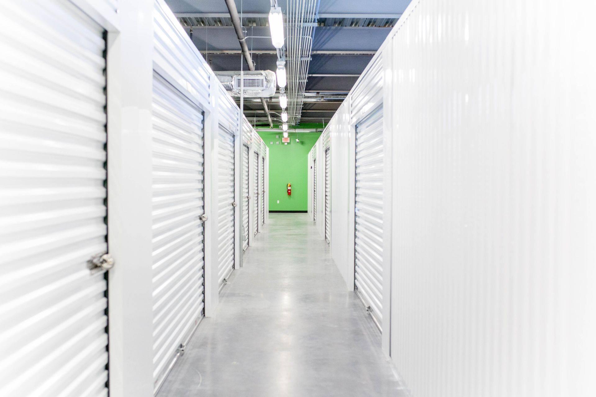 Storage Units in Hampton, VA