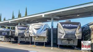 Covered RV Parking
