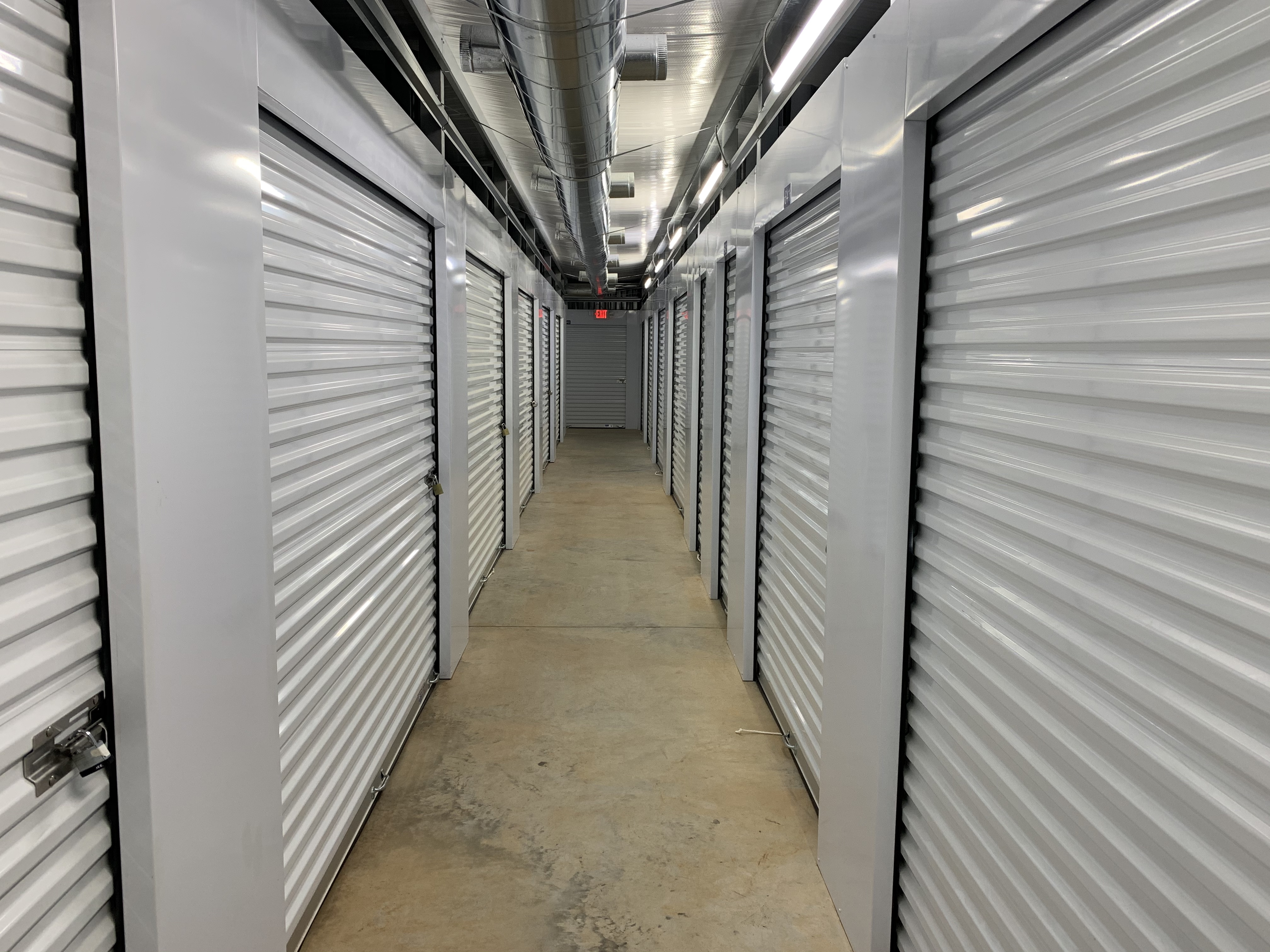 Climate controlled units in Warner Robins, GA