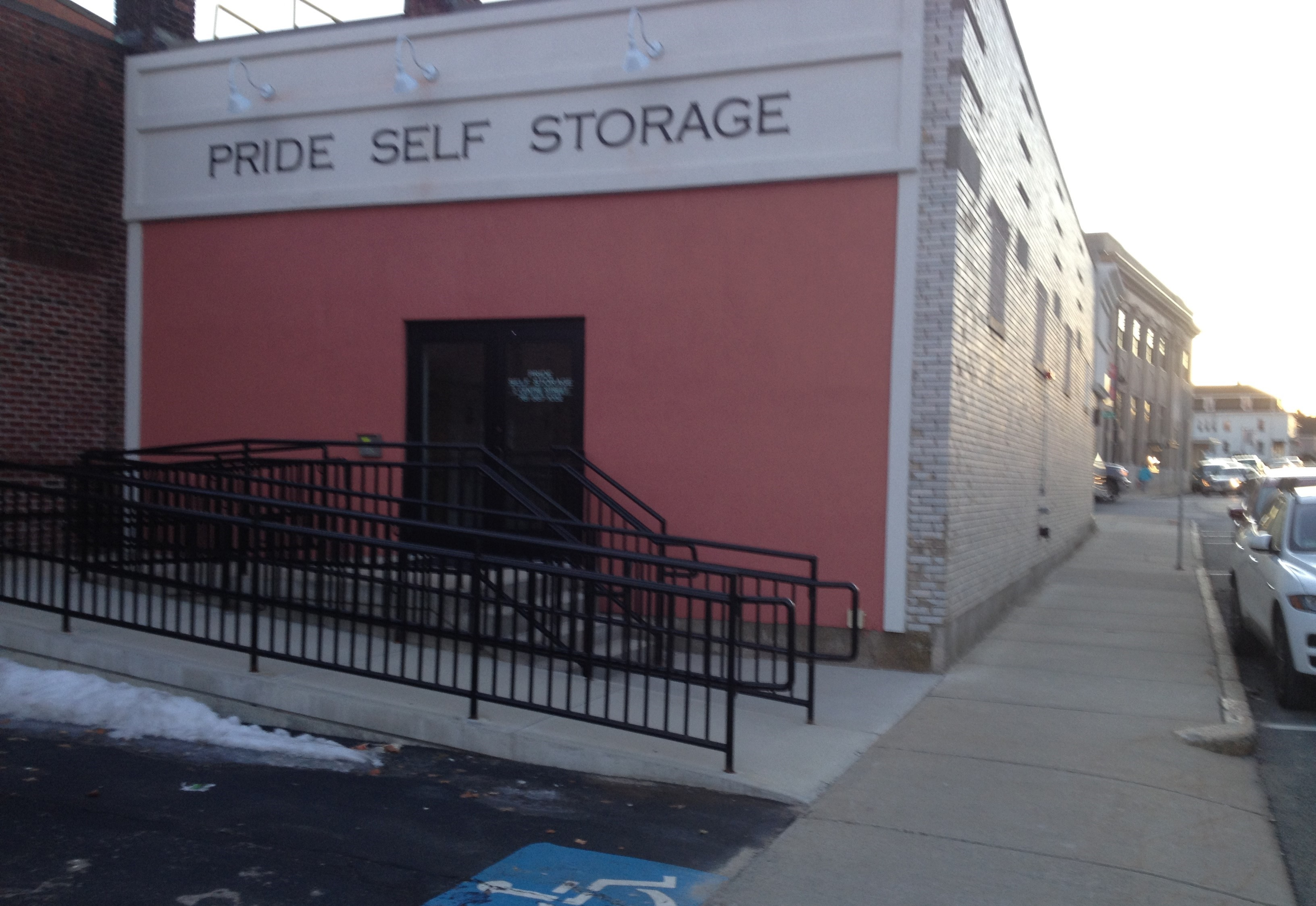 Pride Self Storage in Wakefield