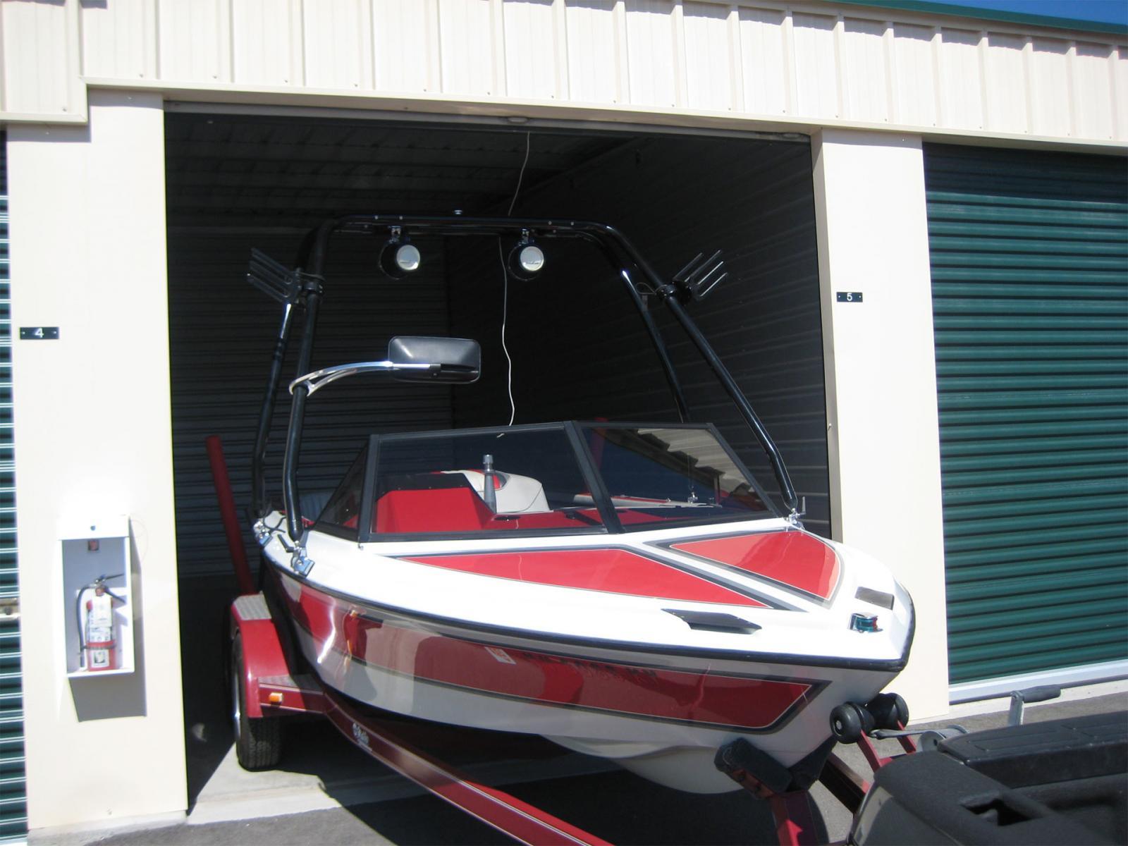 Boat & RV Storage at Panther Storage
