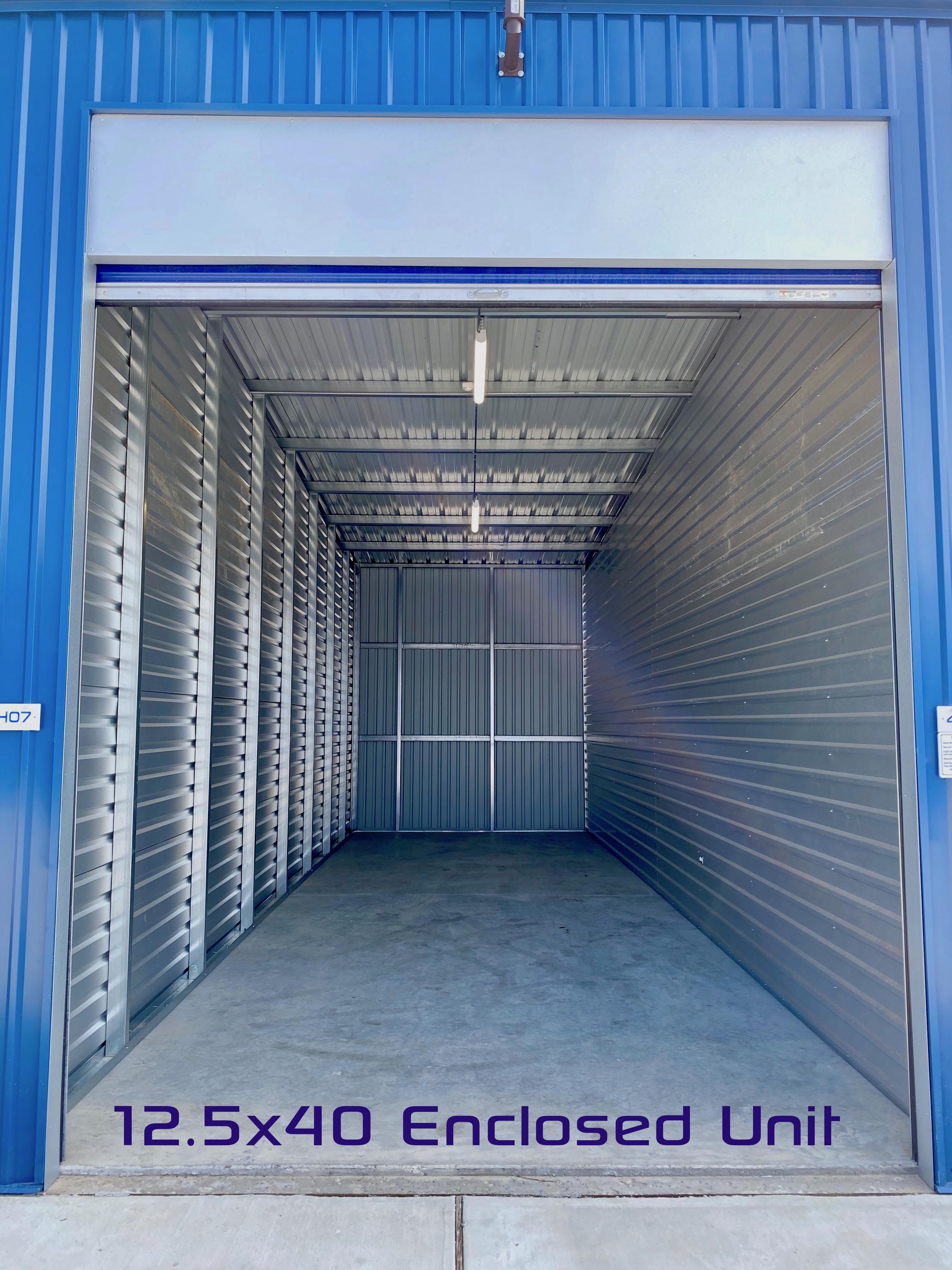Large RV Boat Storage Unit