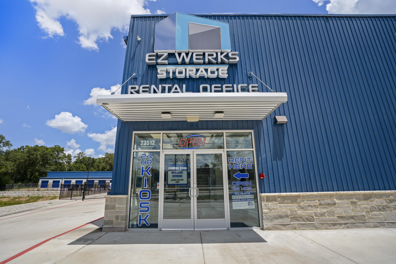 EZ Werks Storage front office